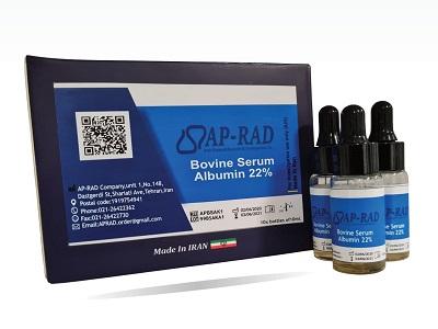 AP-RAD Bovine Serum Albumin 22% IVD